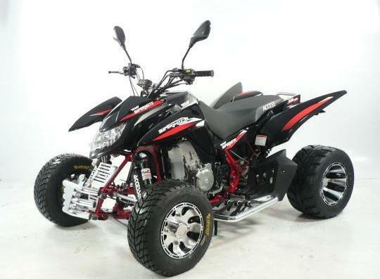 Quad Access SP450 Supermoto, SP450 Sport