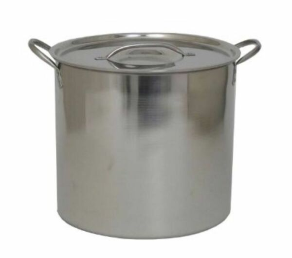 Economy Stainless Steel Brewing Pot 5 Gallon