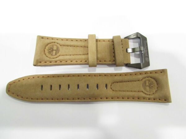Watch Strap Band Timberland Brookline TBL13856JPBU61A 26mm Original Authentic $45.00