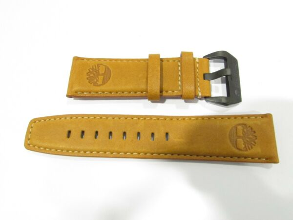 Watch Strap Band Timberland Henniker TBL14816JLB02 24mm Original Authentic $55.00