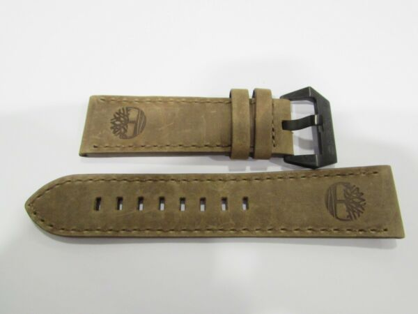 Watch Strap Band Timberland Tilden TBL15247JSB02 24mm Original Authentic $55.00