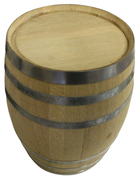 5 Gal New White Oak Barrel For Aging Whiskey Wine Cider Beer Or As Decor $172.48