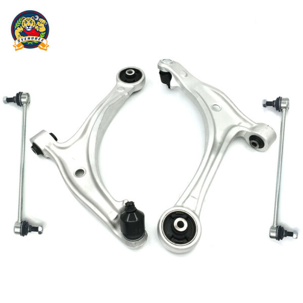 Front Lower Control Arm WSway Bar Link For Honda Odyssey 2007 2008 2009 2010