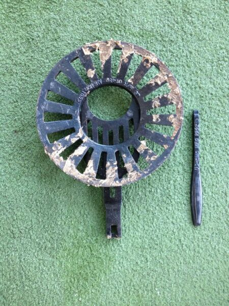 """""""VERY RARE""""NEW Genuine U.S. Military M1941 TENT STOVE GRATE with Shaker"""