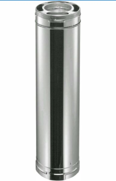 DuraVent Triple Wall Chimney Wood Stove Pipe Insulated Liner $119.00