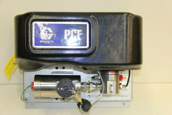 Graco PF2311 PCF Metering System PF Fluid Plate Kit 24K801 High Res 6000psi Flow