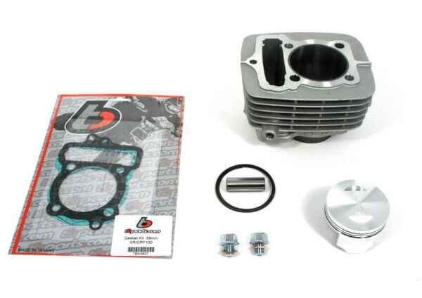 EXCLUSIVELY FOR HONDA XR100 120cc BIG BORE ENGINE KIT PISTON CYLINDER HEAD
