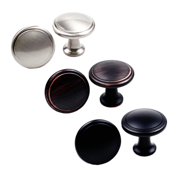 Knob Handle Pull Kitchen Cabinet Hardware Round Mushroom Collection MK3026 byKPT