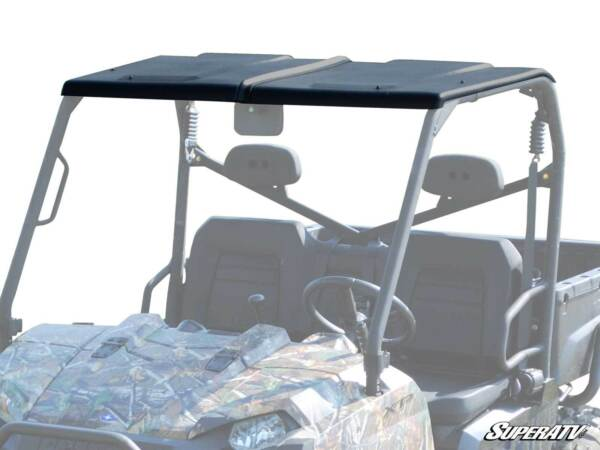SuperATV Heavy Duty Plastic Roof for Polaris Ranger Full Size 700 2009 Only $149.95