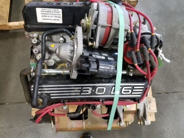 3.0L NEW FORD COMPLETE ENGINE