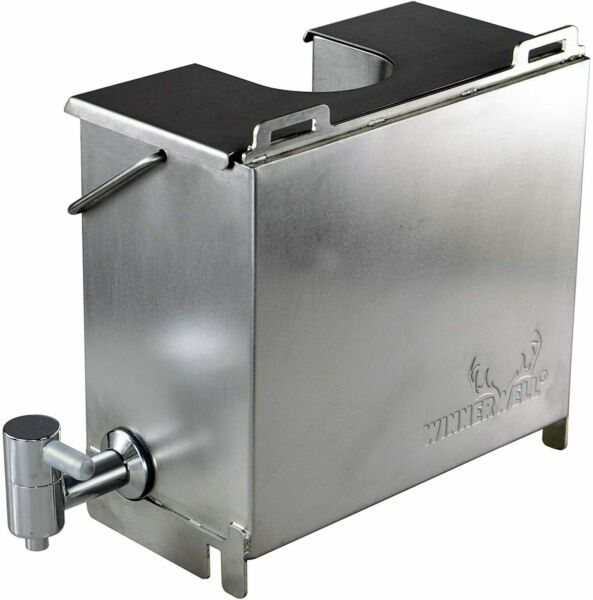 Water Tank for Medium Size Outdoor Wood Burning Stove Portable Stainless Steel $140.95