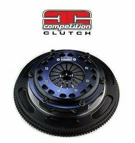 Superb Uprated Twin Plate Competition Clutch Kit-For R33 Skyline GTS-T RB25DET