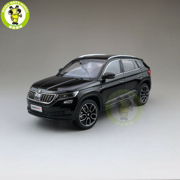 1 18 VW Volkswagen Skoda KODIAQ GT SUV Diecast Metal SUV CAR MODEL Toy Black $105.00