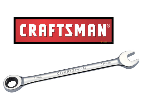 New Craftsman Ratcheting Combination Wrench Any Size Metric SAE Inch Polished