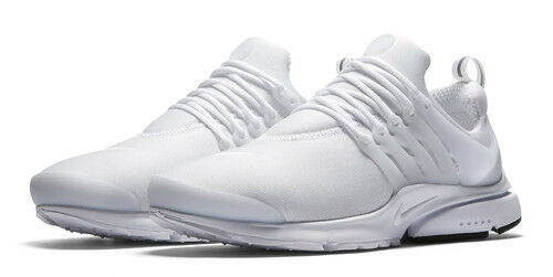 Nike Air Presto Essential Sz 9 Triple White 848187 100.   Size 9 Size 9