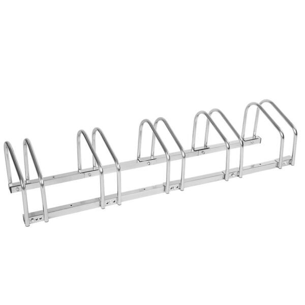 5 Bike Parking Stand Cycle Bicycle Floor Rack Mount Holder Storage $47.06