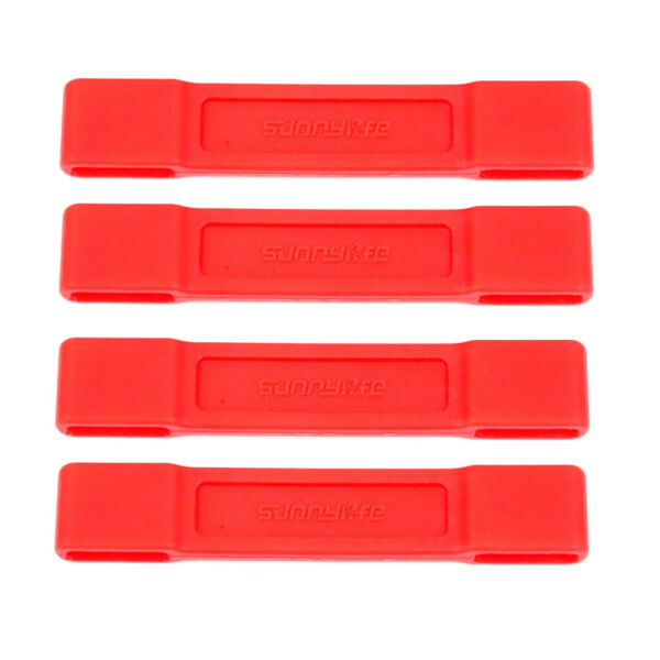 4x 5332S CW CCW Propellers Props Fixed Strap for DJI Mavic Air RC Drone Red