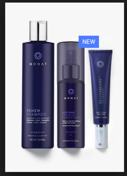 MONAT MONET LUXURY R3 SYSTEM LIMITED EDITION $72.99