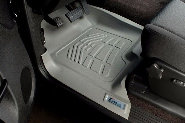 Front Sure Fit Floor Mats: 2005 2011 Toyota Tacoma Double Access Standard Cab $86.99
