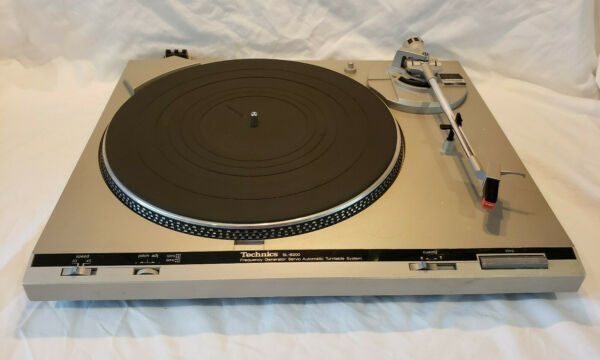 Technics SL-B200 Frequency Generator Automatic Turntable System