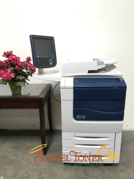 Xerox Color 570 High-Speed Laser Production Printer with Integrated Fiery 75 PPM