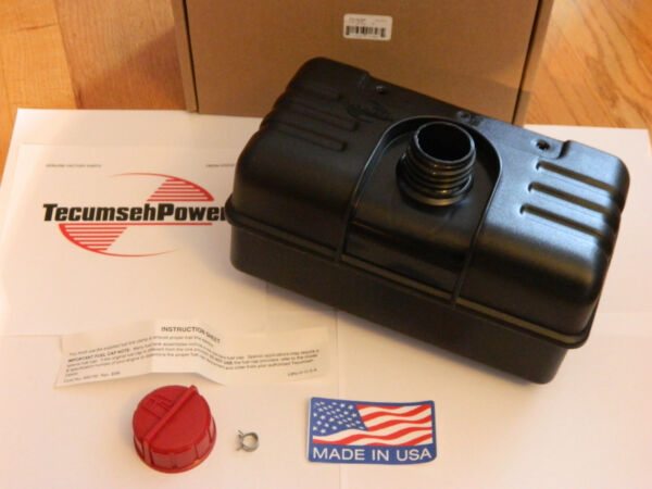 Genuine Tecumseh fuel tank  gas tank 34156A HMSK80  Snow king snowblowers NEW!
