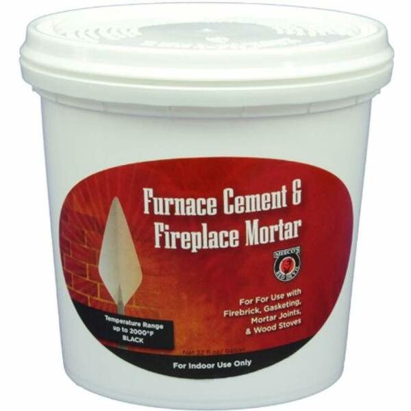 MEECOamp;39S RED DEVIL 1354 Furnace Cement And Fireplace Mortar Home Improvement $24.72