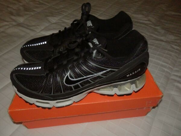 Nike Air Max Tailwind+ 2009 Men's Running Shoes Size 10.5 - Vintage New in Box!