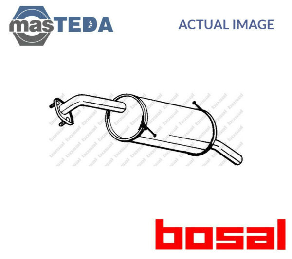 BOSAL EXHAUST SYSTEM REAR SILENCER 171-045 I NEW OE REPLACEMENT
