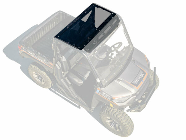 SuperATV Heavy Duty Tinted Roof for Polaris Ranger XP 1000 2017 $294.95