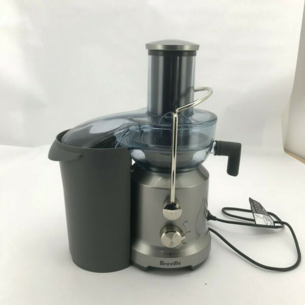 Breville Juicer BJE430SIL the Juice Fountain Cold Silver