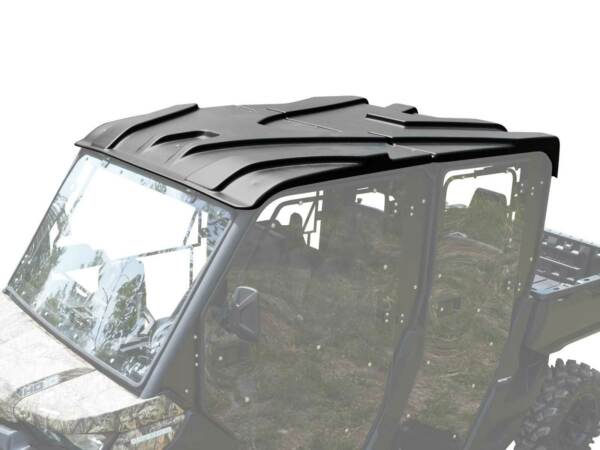 SuperATV Plastic Roof for Can Am Defender MAX 2017 Easy to Install $599.95