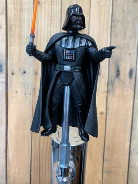STAR WARS Tap Handle DARTH VADER  Beer KEG EMPIRE STRIKES BACK Saga Pull Knob
