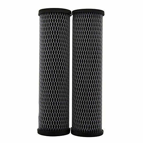 Fits OmniFilter T01 TO1 TO1 DS Carbon Water Filter 5 Micron 2 PACK $14.95