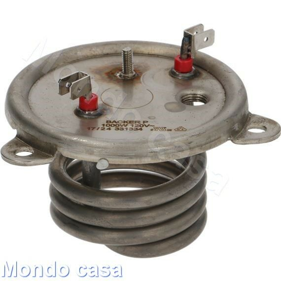 PAVONI Resistance Boiler For 920 1000W 230V For Machine Coffee Europiccola $50.07