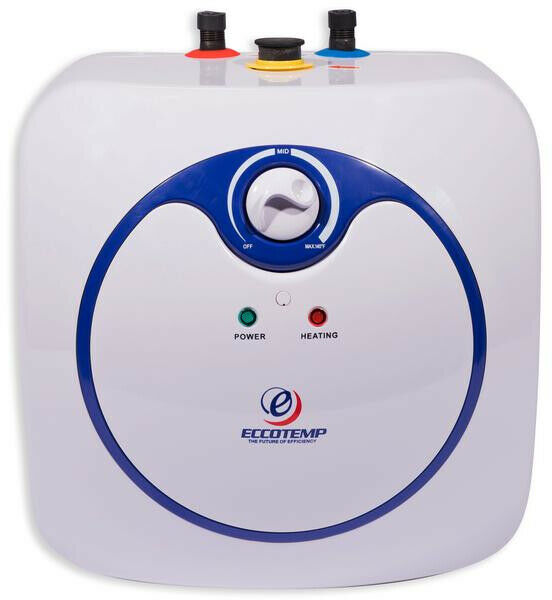 Small Electric Water Heater Mini Tank Point Of Use 4.0 Gal 120v Instant Hot NEW $142.95