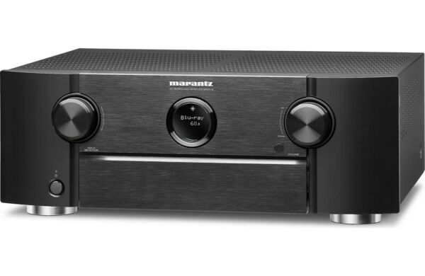 Marantz SR6013 9.2-Channel 4K with Wi-Fi Airplay 2 HEOS Bluetooth and Alexa