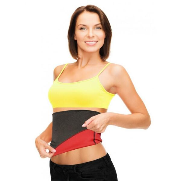 Transform Reversible Neoprene Fitness Waist Trimmer UNISEX MLXL Sweat NEW $26.95