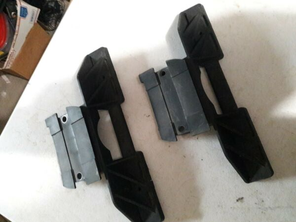 Whelen Lightbar Mounting Feet pair of 2 NEW STYLE