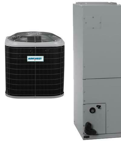 5 Ton 14 SEER AirQuest by Carrier Heat Pump Air Conditioner System $3129.90