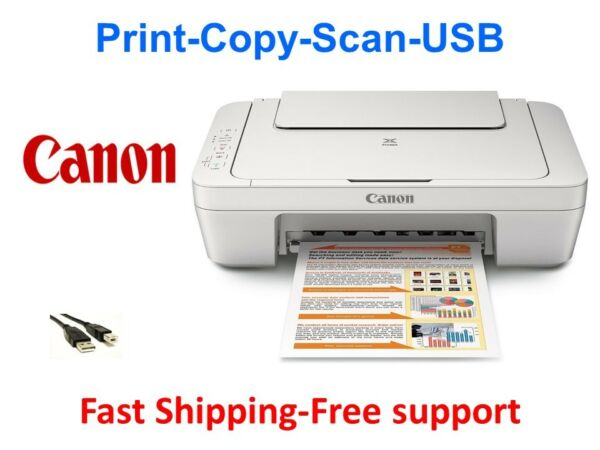 NEW Canon 2522/2520 All-in-One printer-scan-copy+Free USB-discount-HolidayGift