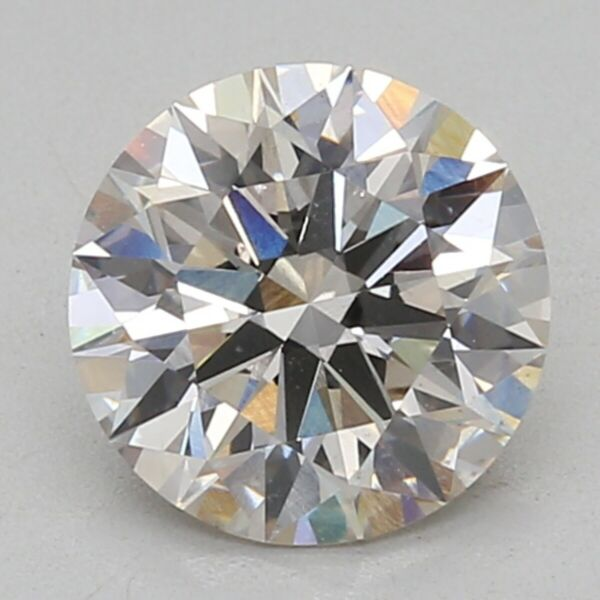 Lab Grown Loose Diamonds 2.01 Ct IGI Certified J  SI1 Clarity Premium Quality