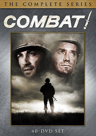 Combat - The Complete Series (DVD 2013 40-Disc Set) $65.75