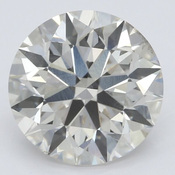 1.34 Ct Lab Grown Loose Diamonds  IGI Certified IVS1 Round Premium Quality