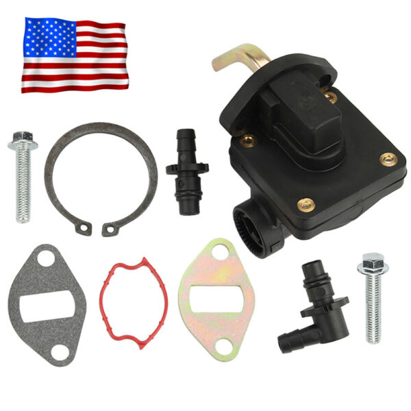 Fuel Pump Set For John Deere GT225 L17.542 L110 LT133 LT150 LT155 LT160 AM133627