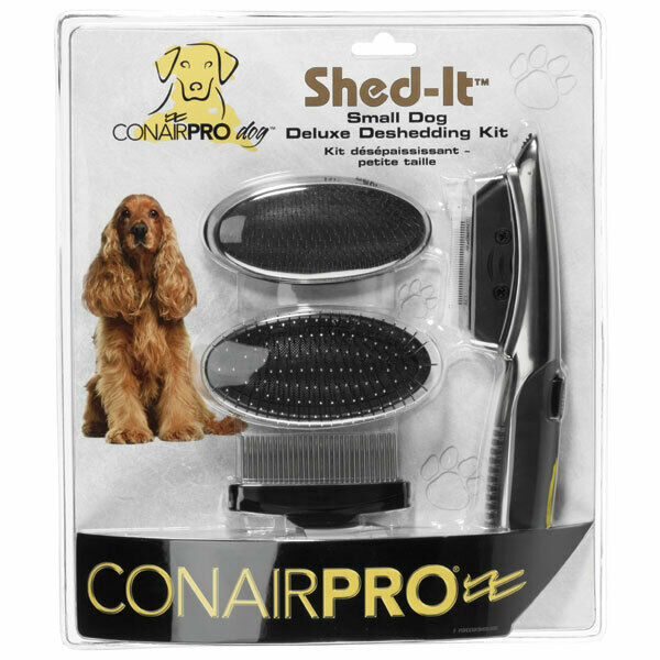 ConairPro Dog Shed It De Shedding Grooming Tool for Dogs New and Sealed $39.99