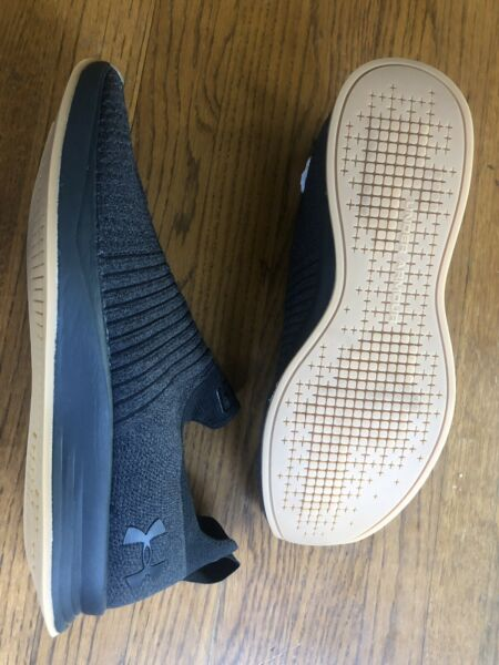 RARE! Brand New Under Armour Men's Charged Covert X Laceless Sneaker 12.5 No box