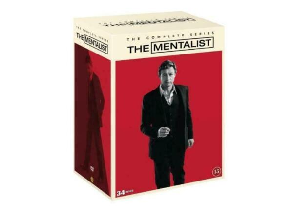 THE MENTALIST Complete Series Seasons 1 7 **U.S. SELLER**