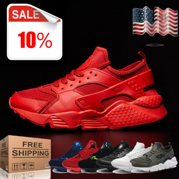 Plus Size 38-47 Men's Casual Running Shoes Fashion Comfortable Sports Sneakers