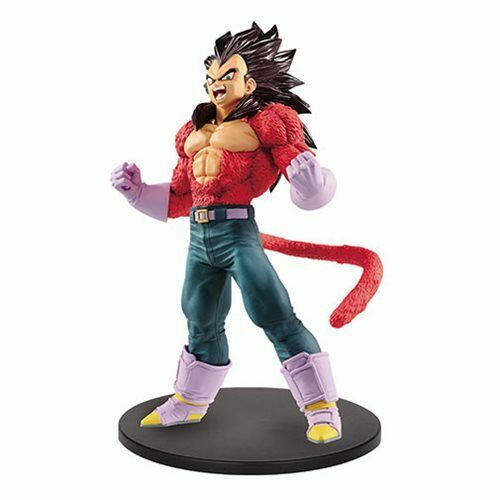 Banpresto Dragon Ball NEW * Super Saiyan 4 Vegeta * Blood of Saiyans Special IV